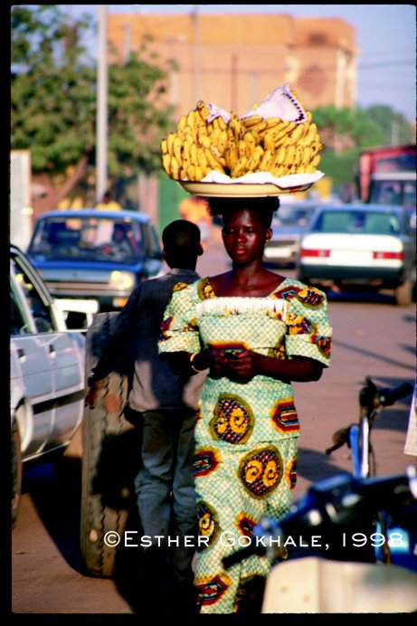 Kinesthetic tradition is intact in Burkina Faso