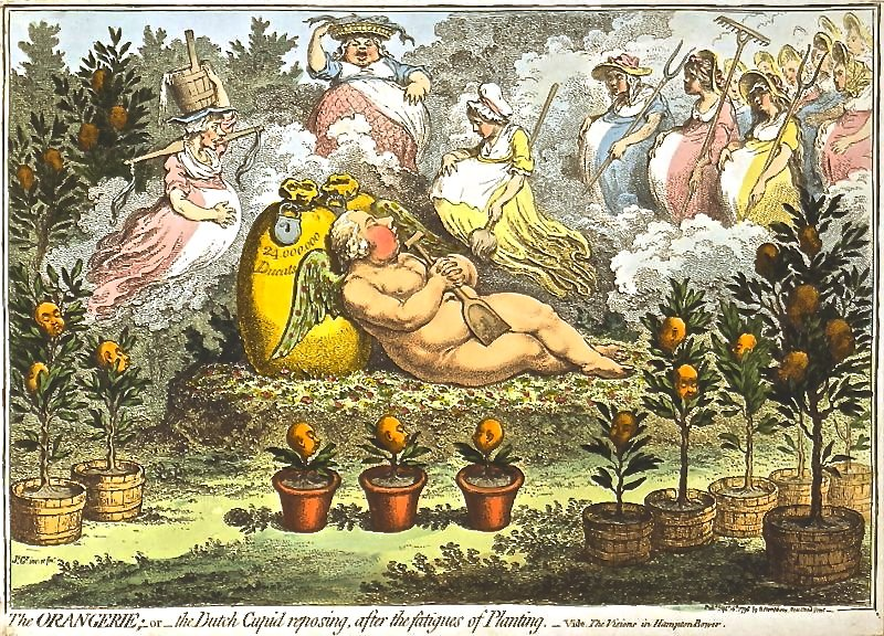 Dutch-Cupid-Gillrayp-Library-Of-Congress