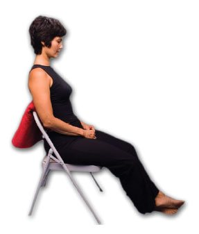 Stretch Your Spine While You Sit Click Here For An Instructional Video On Stretchsitting