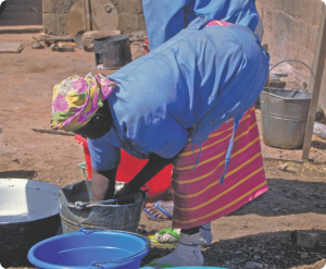 gokhale-method-african-woman-hiphinging-bending-laundry