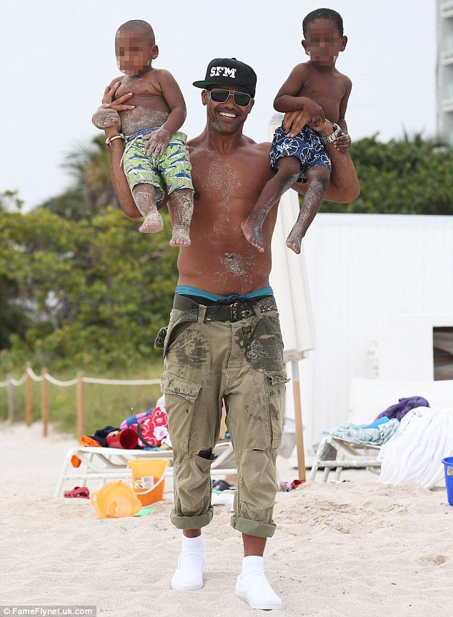 Is your stretching regimen helping or harming you for Shemar moore back tattoo